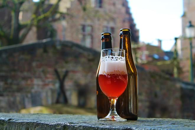 Zomerse temperaturen en rosé bier: een match made in heaven!