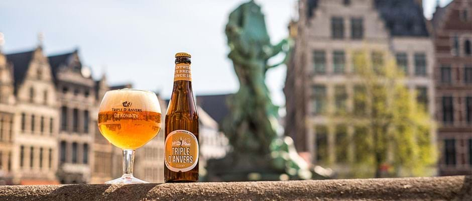 Antwerp Beer Tasting Tour